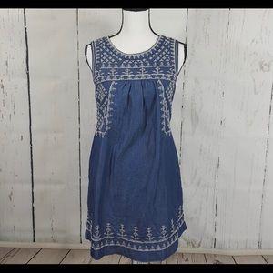 Romeo & Juliet Couture Chambray Dress